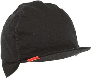 merino cycling cap