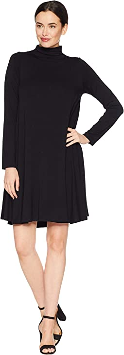 Funnel Neck Maggie Dress