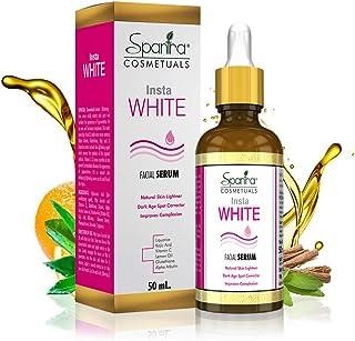 Spantra Insta White Facial Serum for Skin Brightening, Skin Lightening, Skin Whitening, Reduce appearance of Dark Spots an...