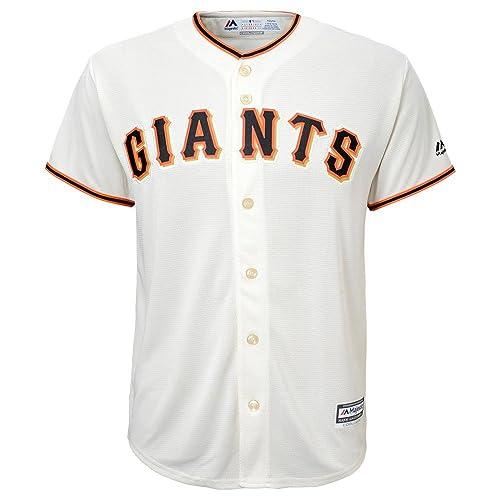 half off b901d 391ee San Francisco Giants Jersey: Amazon.com