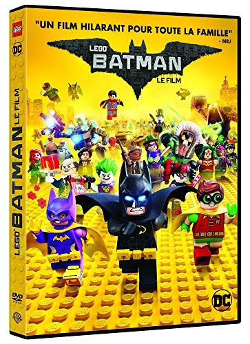 The LEGO Batman movie DVD