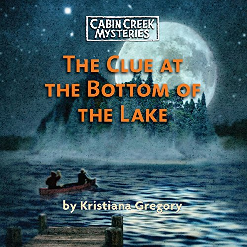 The Clue at the Bottom of the Lake audiobook cover art