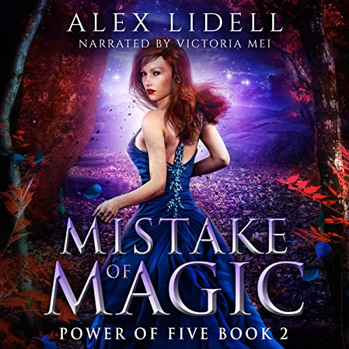 Mistake of Magic: Reverse Harem Fantasy audiobook cover art