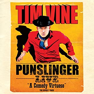 Tim Vine cover art