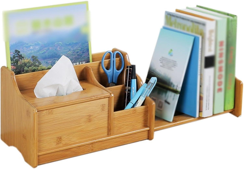LQQGXLoffice Furniture Desk Shelf, Creative Shelf Simple Office Supplies File Storage Rack