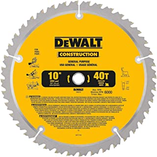 Amazon Com Miter Saw Blades 10 Inch Miter Saw Blades Blades Tools Home Improvement