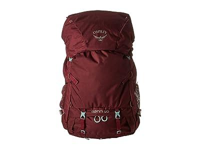 Osprey Renn 50 (Aurora Purple) Backpack Bags