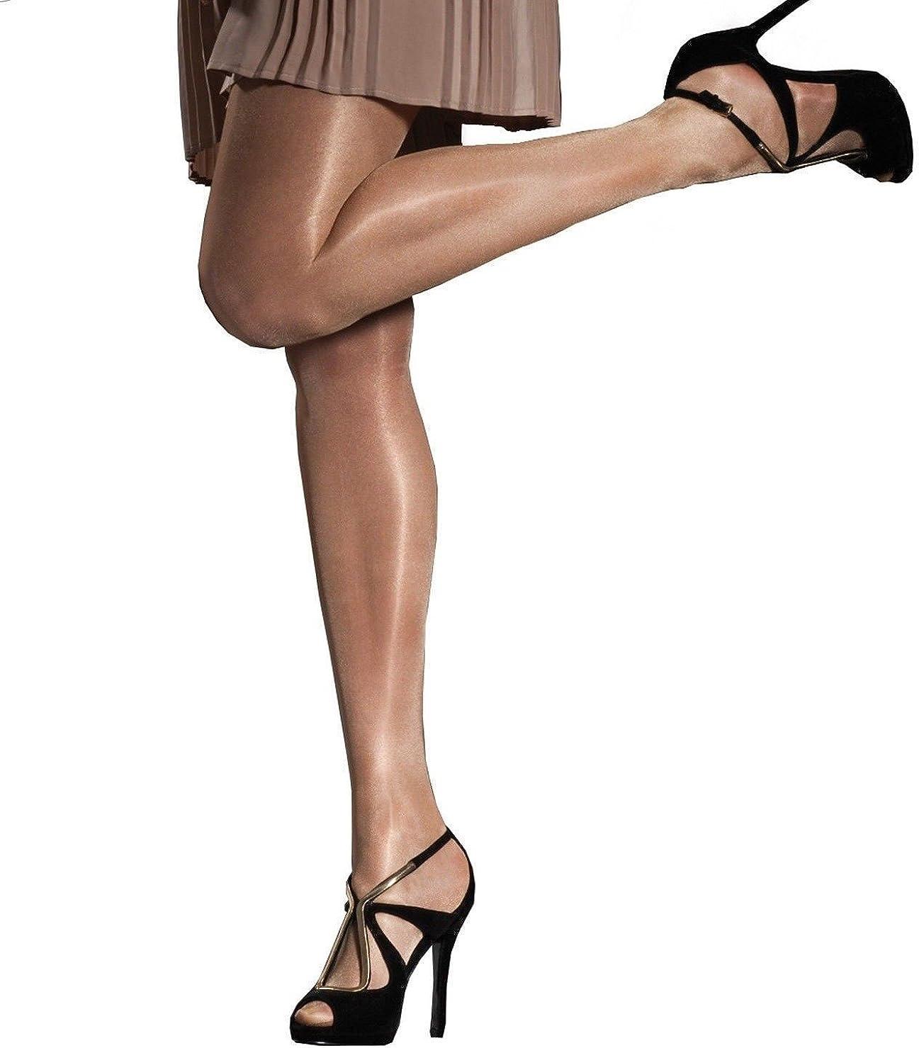 Fiore Women's Elite Idalia Gloss Pantyhose medium (5'4