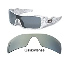 d5089bb938 Galaxy Replacement Lenses For Oakley Oil Rig Sunglasses Titanium Polarized