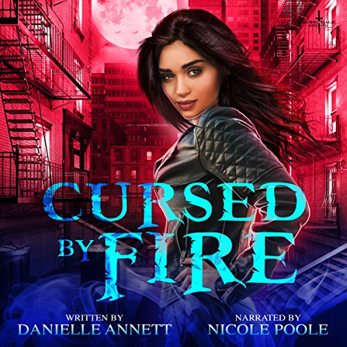 Couverture de Cursed by Fire