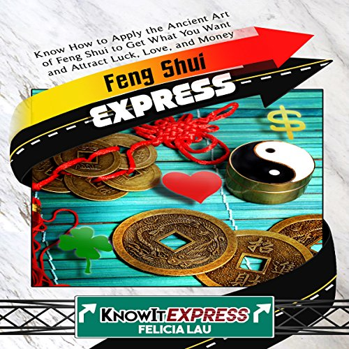 Feng Shui Express audiobook cover art