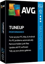 $39 » AVG Technologies AVG TuneUp 2020, 5 Devices 2 Year 2020