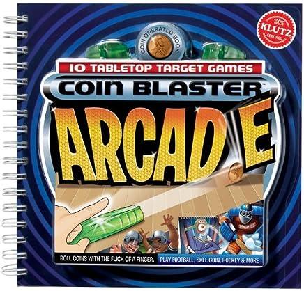 Coin Blasters: An Arcade Inside a Book by Karen Phillips (2012-03-01)