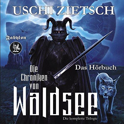 Dämonenblut / Nachtfeuer / Perlmond (Die Chroniken von Waldsee Trilogie 1-3) Titelbild