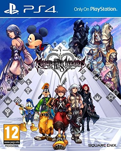 Kingdom Hearts HD 2.8 Final Chapter Prologue (PS4) (PEGI)