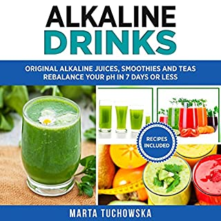 Alkaline Drinks Titelbild