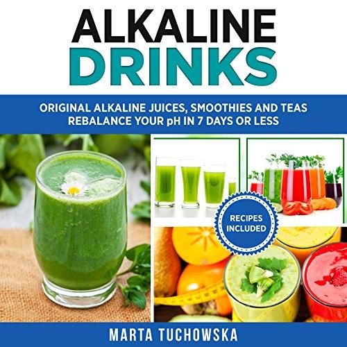 Alkaline Drinks audiobook cover art