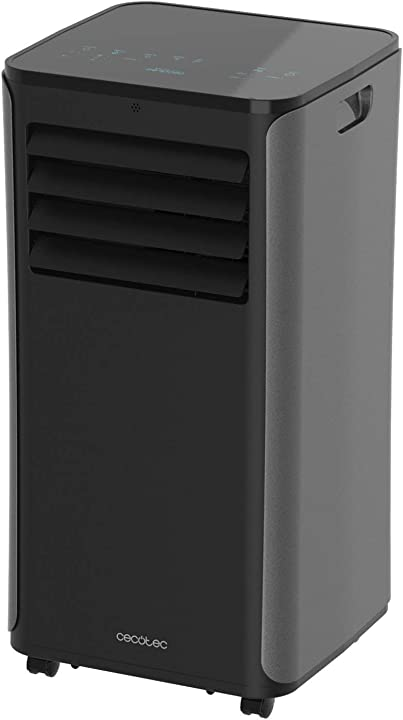 Climatizzatore portatile cecotec funzione di raffreddamento, ventilazione, deumidificazione 05262