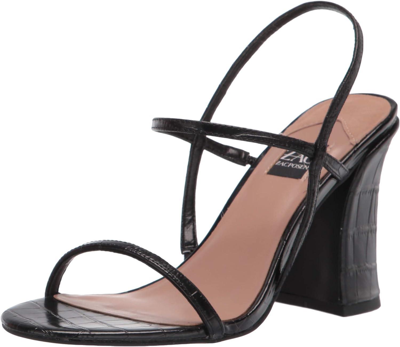 ZAC Zac Cash special Memphis Mall price Posen Women's Shelby Heeled Sandal
