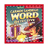Carmen Sandiego Word Detective Age Rating:8 -14