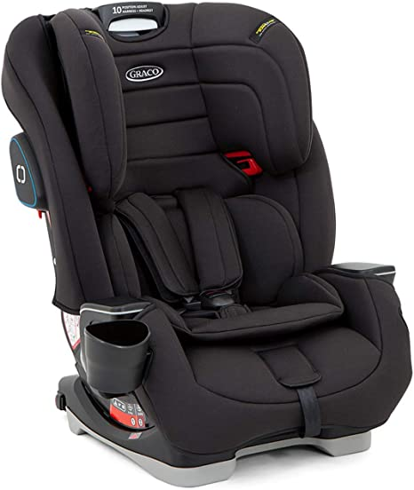 Graco, Avolve Combination Car Seat from approx. 1 to 12 years (9-36kg): image