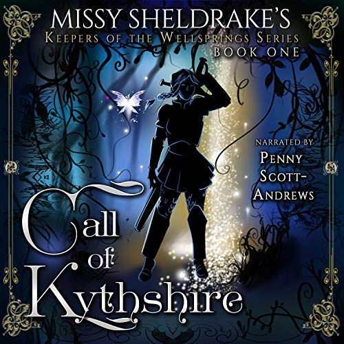 Call of Kythshire Audiobook By Missy Sheldrake cover art