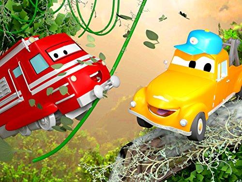 Ben der Traktor | Matt das Polizeiauto