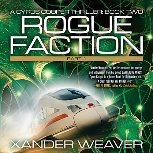 Rogue Faction: Part 1 audiobook cover art
