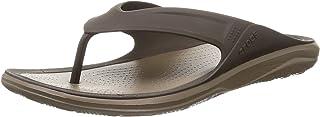 صندل رجالي كروكس كروكس Swiftwater Wave Flip Flop|صندل صيفي غير رسمي | حذاء للشاطئ والاستحمام
