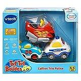 Vtech - A1303731 - Infant Toy - Police Trio Box - Tut Tut Bolide Vehicles - Random Colors