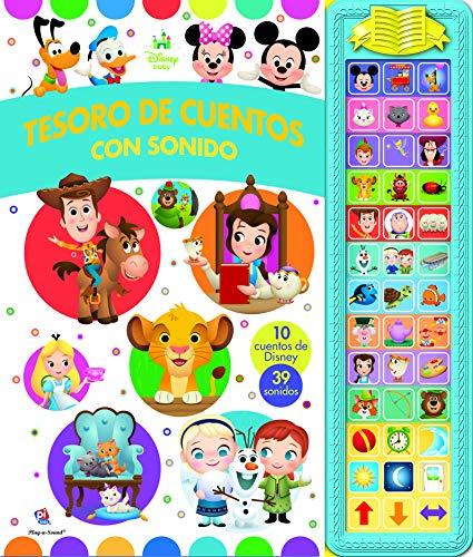 Tesoro de cuentos con sonido Disney Baby (SD TREASURY)