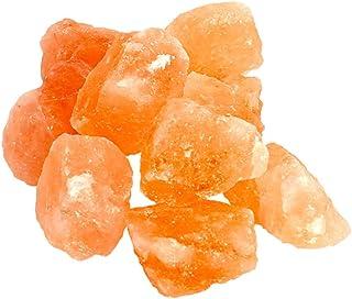 Himalayan CrystalLitez Natural Himalayan Salt Crystal Rocks 2 LBS Bag of Chunks ,1 to 2 Inches Mixed Size Extra Salt Crystals