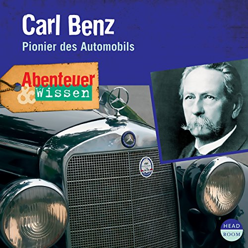 Carl Benz - Pionier des Automobils     Abenteuer & Wissen              By:                                                                                                                                 Robert Steudtner                               Narrated by:                                                                                                                                 Frauke Poolman                      Length: 1 hr and 19 mins     Not rated yet     Overall 0.0