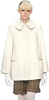 Womens Overcoats Style no.12173 Ivory Pure Italian Mink Cashmere Camel Hair