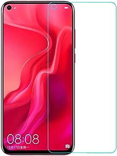 شاشة حماية من الزجاج المقوى فائق الشفافية 2.5 دي مقاس 6.4 بوصة لهاتف اونر فيو 20 (في 20)