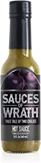 Sauces of Wrath Gourmet Hot Sauce (Thee Tale of Two Chilies)