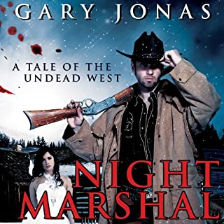 Night Marshal audiobook cover art