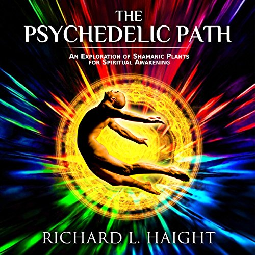 The Psychedelic Path audiobook cover art