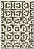 Panorama Papel Pintado Autoadhesivo con Montaje Hipnosis 5 Rollos de 66x300 cm - Impreso en Vinilo Textil - Instalación por Profesionales Incluída - Dormitorio y Cocina