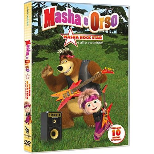 Masha E Orso - Stagione 02 #01 - Masha Rock Star