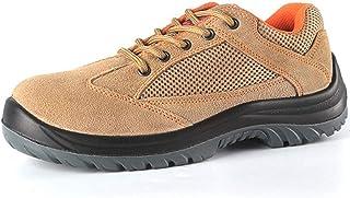 Amazon.nl: Beige Werkschoenen Schoenen: Kleding