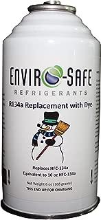 Enviro-Safe R134a AC Refrigerant + Dye 1 Can