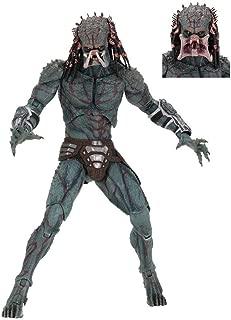 NECA Predator 2018: Armored Assassin Predator Deluxe Action Figure