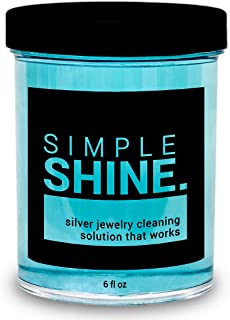 NEW Silver Jewellery Cleaning Solution Cleaner for Sterling Jewellery, Coins, Silverware and More