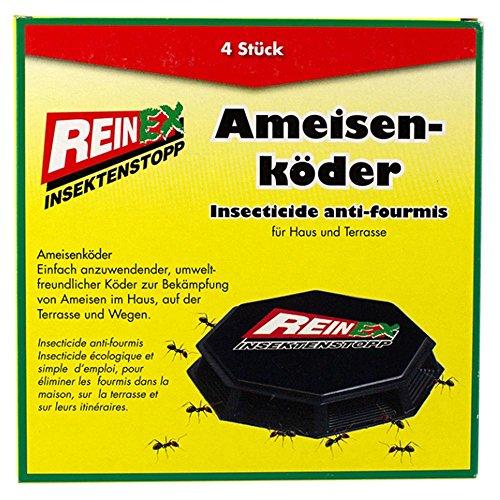 REINEX Ameisenköder 4-er
