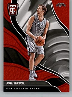 ac8ffefd986 Amazon.com  2017-18 TOTALLY CERTIFIED  65 PAU GASOL SPURS BASKETBALL   Collectibles   Fine Art