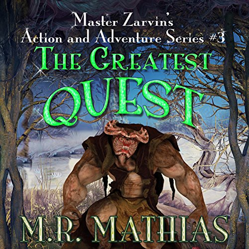 The Greatest Quest cover art