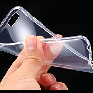 """Leacore(r) Ultra Thin Slim Crystal Clear Soft TPU Cover Case Skin for 4.7"""" iPhone 6 Clear"""