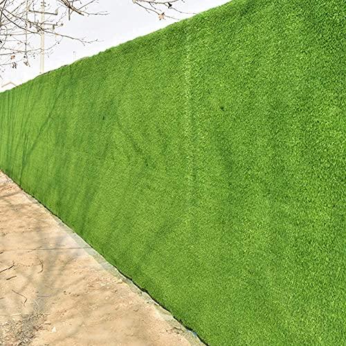 GPFFACAI Valla de privacidad de Hiedra Artificial Pantalla de privacidad de jardín al Aire Libre Pisos Interiores Porches y Paredes Valla de césped Artificial Valla de privacidad de jardín Ivy Hedg