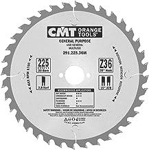 CMT Orange Tools 291.225.36M - Sierra circular 225x2.8x30 z 36 atb 15 grados